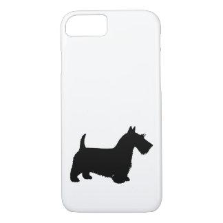 schottischer Terrier iPhone 8/7 Hülle