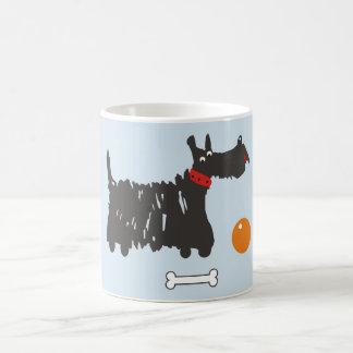 Schottischer Terrier Kaffeetasse