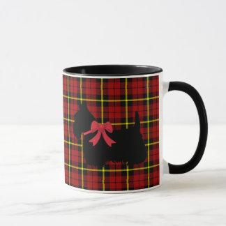 Schottischer Terrier, Schottland-Hund, Tasse