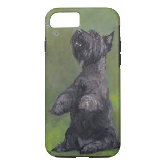 Schottischer Terrier wollen iPhone 8/7 Hülle