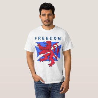 Schottischer Unabhängigkeits-Freiheits-Löwe T-Shirt