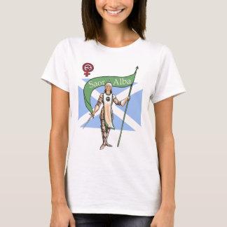 Schottischer Unabhängigkeits-Friedensfeminist T-Shirt