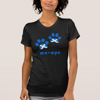 Schottisches Unabhängigkeits-Katzen-T-Stück T-Shirt