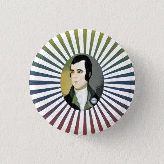 Schottisches Unabhängigkeits-Robert-Brand-ja Runder Button 3,2 Cm