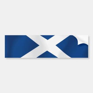 Schottland Autoaufkleber