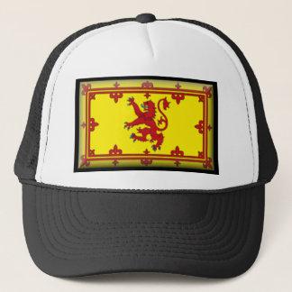 Schottland-Flagge Truckerkappe