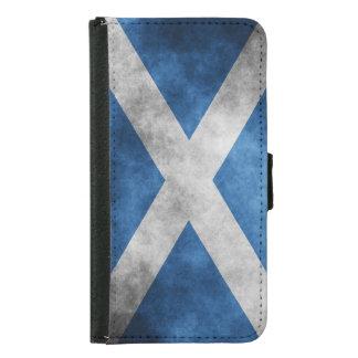 Schottland Schmutz St Andrew Kreuz
