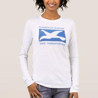 Schottlands Unabhängigkeit ~ Show Ihre Langarm T-Shirt