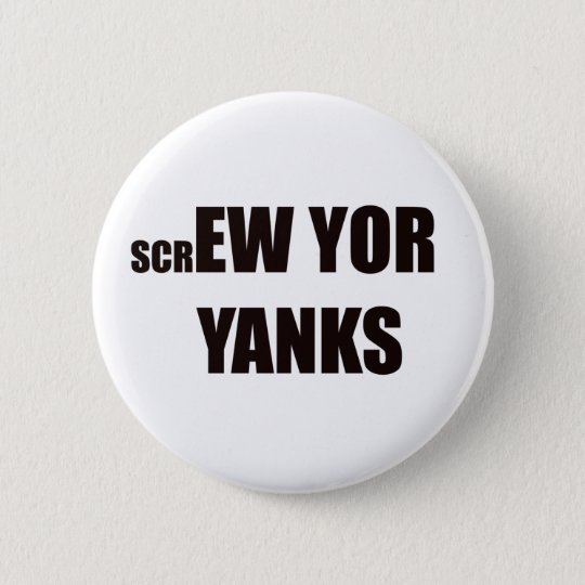 Schraube Yor zieht Knopf heftig Runder Button 5,1 Cm