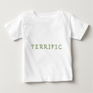 SCHRECKLICH BABY T-SHIRT