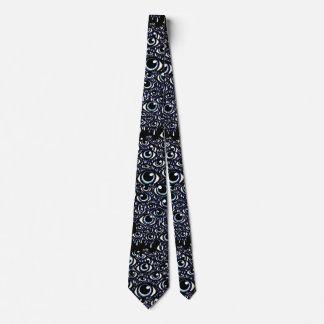 Schrei-Baby Bedruckte Krawatten