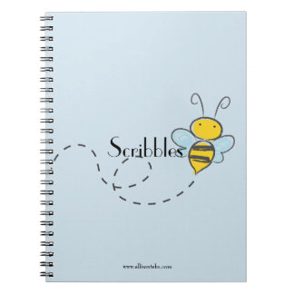 Schreibens-Notizbuch Spiral Notizblock