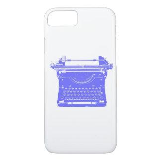 Schreibmaschinen-Telefon-Kasten iPhone 7 Hülle
