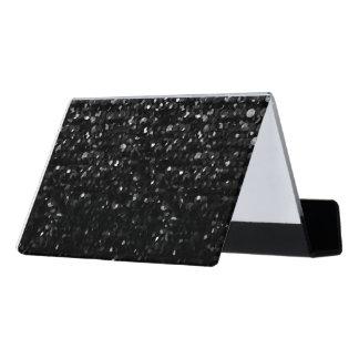 Schreibtisch-Visitenkarte-Halter KristallBling Schreibtisch-Visitenkartenhalter