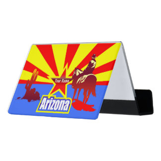 Schreibtisch-Visitenkartenhalter