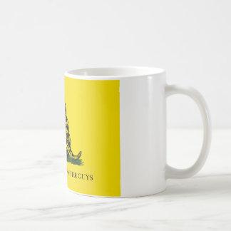 Schritt auf jenen anderen Typen Kaffeetasse