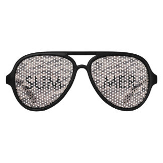Schritte in den Sand-Strand-Sommerferien Piloten Sonnenbrillen
