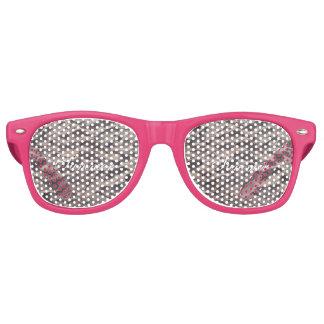 Schritte in den Sand-Strand-Sommerferien Retro Sonnenbrillen