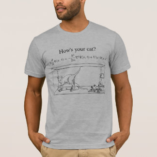 Schrödingers Katze T-Shirt