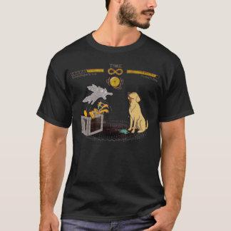 Schrodingers Katze und Pawlows Hund T-Shirt