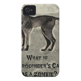 schrodingers Katzenzombie iPhone 4 Cover