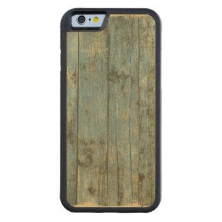 Schroffe Planken iPhone Bumper iPhone 6 Hülle Ahorn