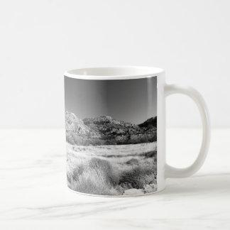 Schroffes Land Kaffeetasse