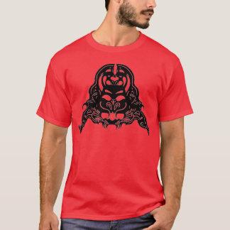 Schuft-Insekt Buddha - besonders angefertigt T-Shirt