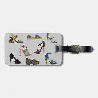 Schuh-Gepäckanhänger Kofferanhänger