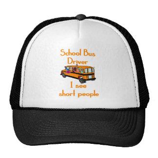 Schulbus-Fahrer-Hut Kult Cap