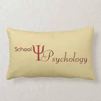 Schulpsychologie-Akzent-Kissen Lendenkissen