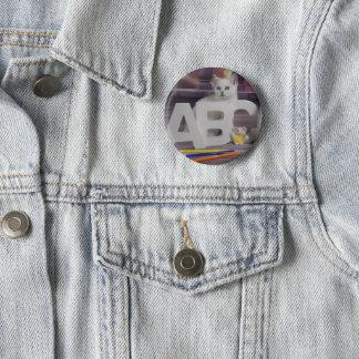 Schulstarter Runder Button 5,1 Cm