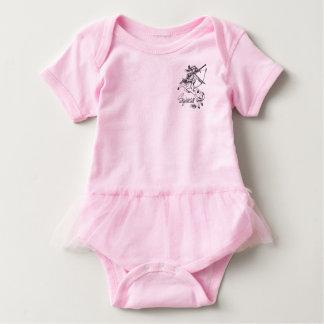 Schütze-Babytutu-Shirt-Senkungs-Astrologie Baby Strampler