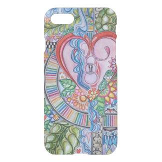 Schützen Sie Ihr Herz iPhone 7, 6/s, Fall 5/s iPhone 8/7 Hülle