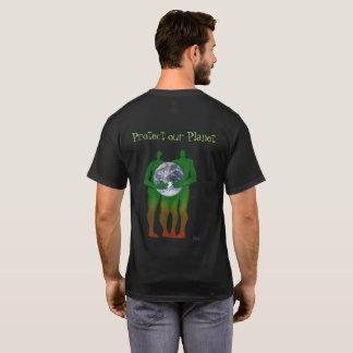 Schützen Sie unseren Planeten-T - Shirt