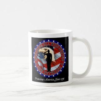 Schützende Amerika-Veteranen-TagesTasse Kaffeetasse