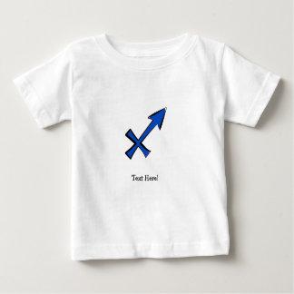 Schützesymbol Baby T-shirt