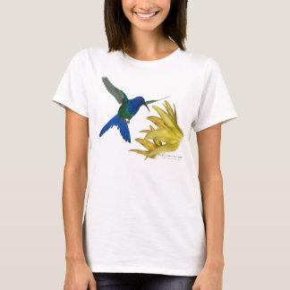 Schwalbe-angebundener Kolibri T-Shirt