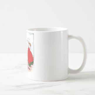 Schwan Vintag die wirkliche Mutter-Gans Kaffeetasse