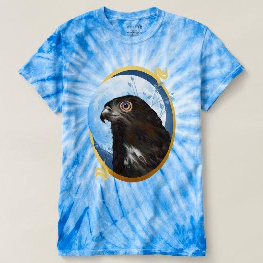 Schwarz-chested Schlangenadler T-shirt