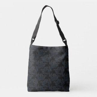 Schwarze französische Tasche