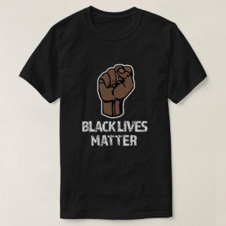 Schwarze Leben-Angelegenheit - Protest-Shirt für T-Shirt