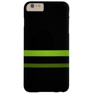 Schwarze Oliven-Armee-Grün Colorblock CricketDiane Barely There iPhone 6 Plus Hülle