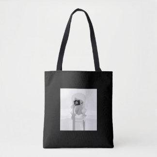 Schwarze Tasche der ursprünglichen Designer: