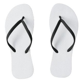 Schwarzer Erwachsener drehen Reinfälle, dünne Flip Flops