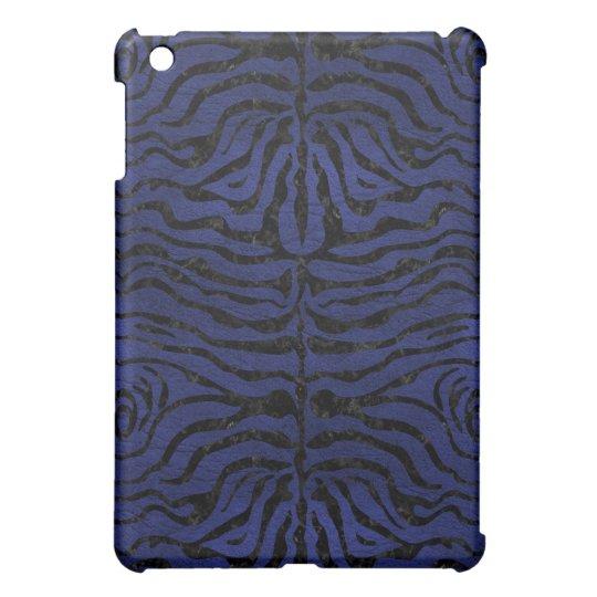 SCHWARZER MARMOR SKIN2 U. BLAUES LEDER (R) iPad MINI HÜLLE