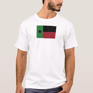 Schwarzer Texan T-Shirt