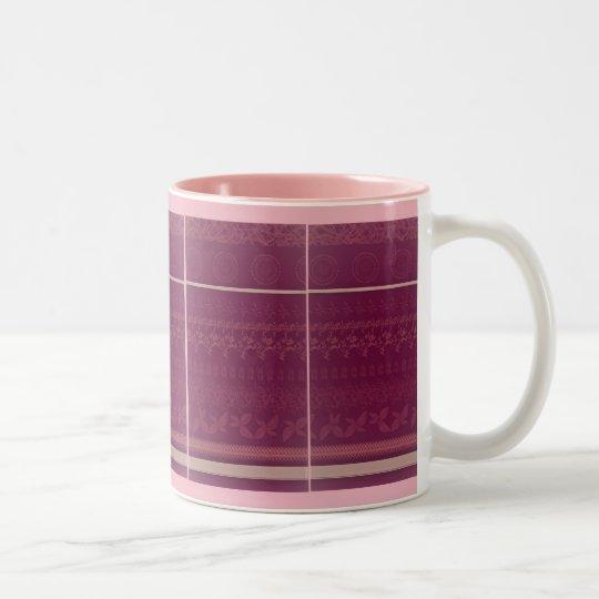 Schwarzes 325 ml Zwei-Ton Tassen-Fantasie Zweifarbige Tasse