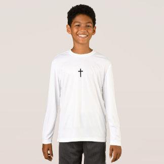 Schwarzes Kreuz T-Shirt