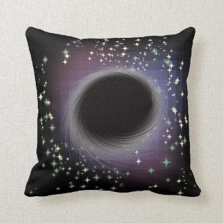 Schwarzes Loch - sind zum Kotzen Sie heraus Ihre Kissen